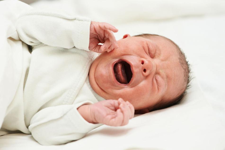 Extrem seltenes Phänomen: Baby kommt