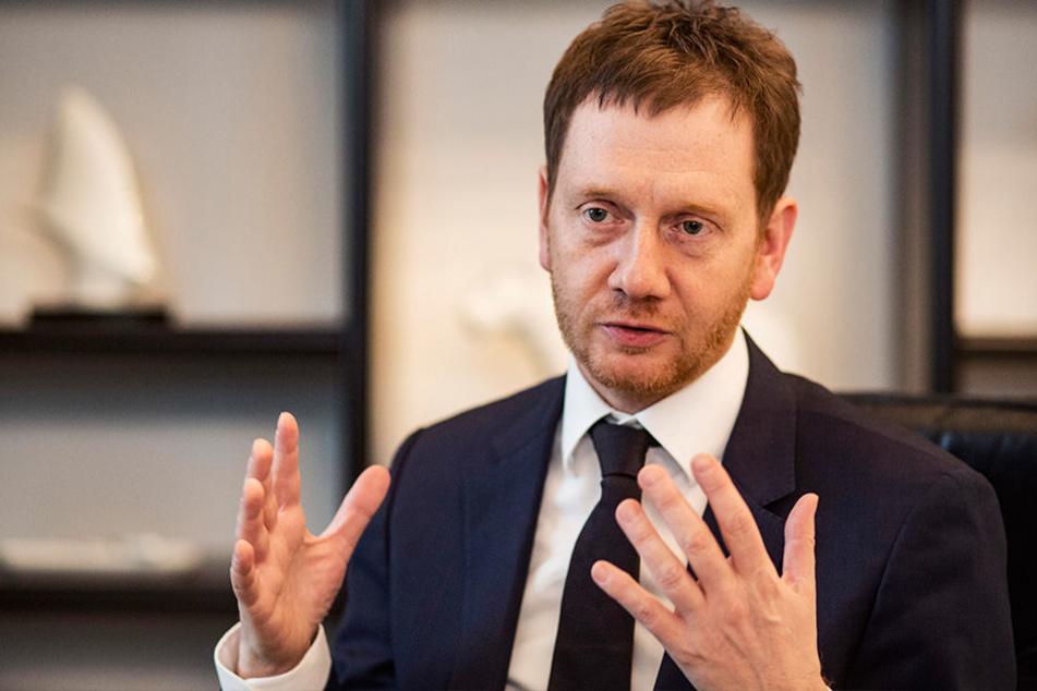 MP Michael Kretschmer (42, CDU) fordert: Fakten auf den Tisch!