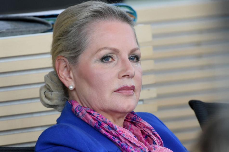 Doris von Sayn-Wittgenstein hatte am Dienstag ihren Rücktritt bekannt gegeben.