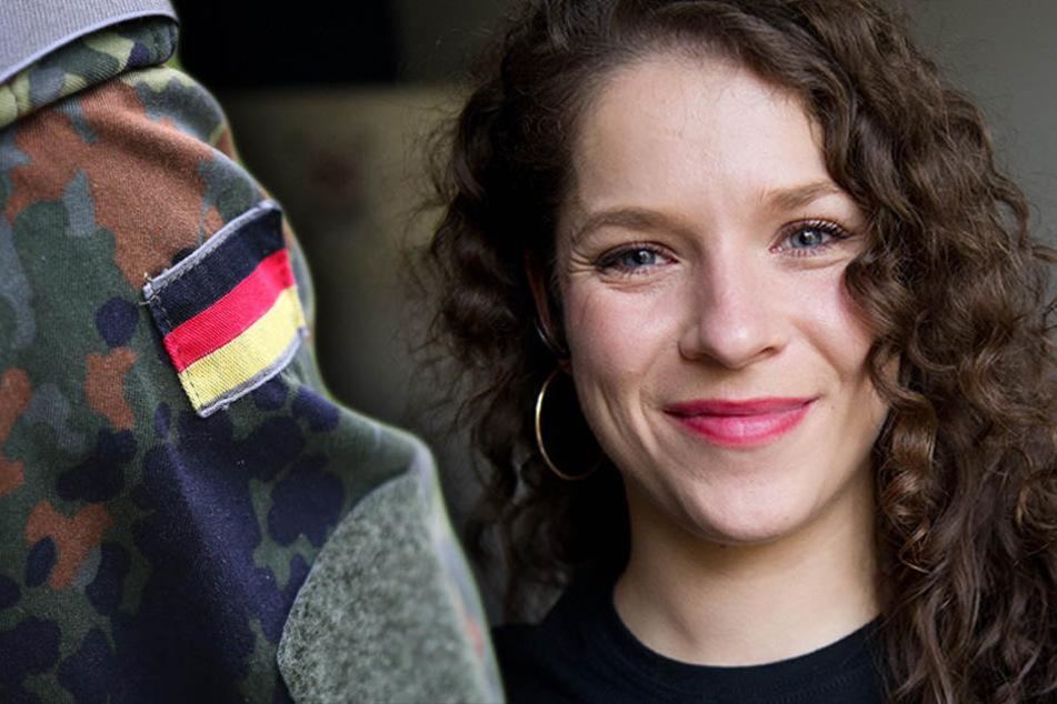 Anne Helm sitzt seit 2016 für Die Linke im Berliner Abgeordnetenhaus und war früher Mitglied der Piratenpartei.