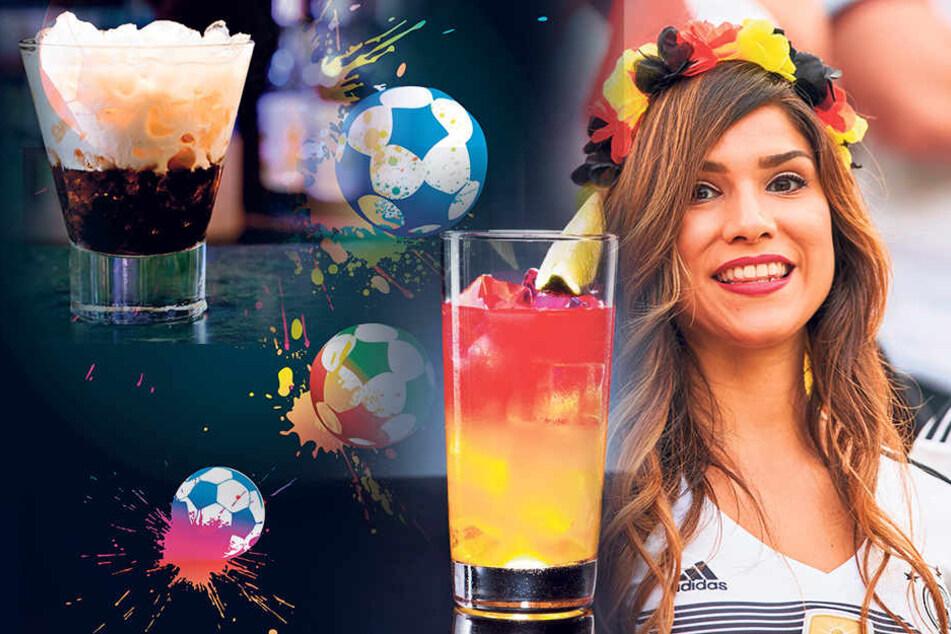 Einer geht noch? Fünf Cocktail-Tipps zur WM