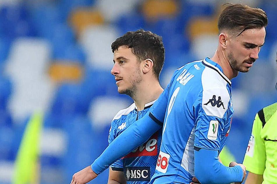Mit Diego Demme als Joker: SSC Neapel gewinnt Pokalspiel