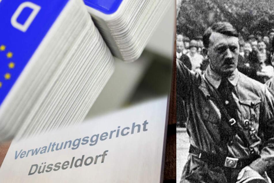 """Wegen Hitler: Darf das Kennzeichen """"HH 1933"""" eingezogen werden?"""