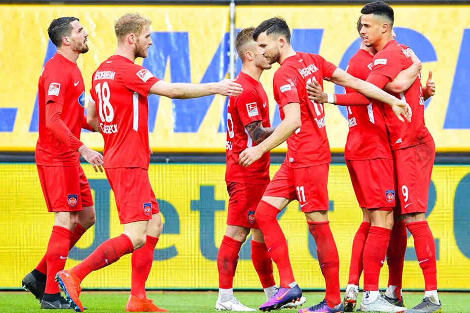 Der 1. FC Heidenheim ist mittlerweile Tabellenvierter der 2. Bundesliga, punktgleich mit dem Dritten 1. FC Union Berlin.