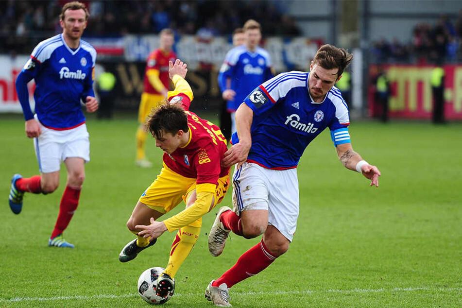 Gegen Holstein Kiel gab es für die Paderborner nichts zu holen.