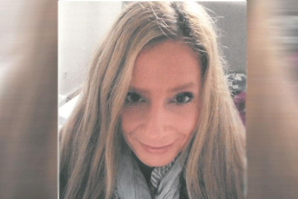 Die Polizei Hamburg sucht mit diesem Foto nach der Saarbrückerin Melanie Reimer (39).