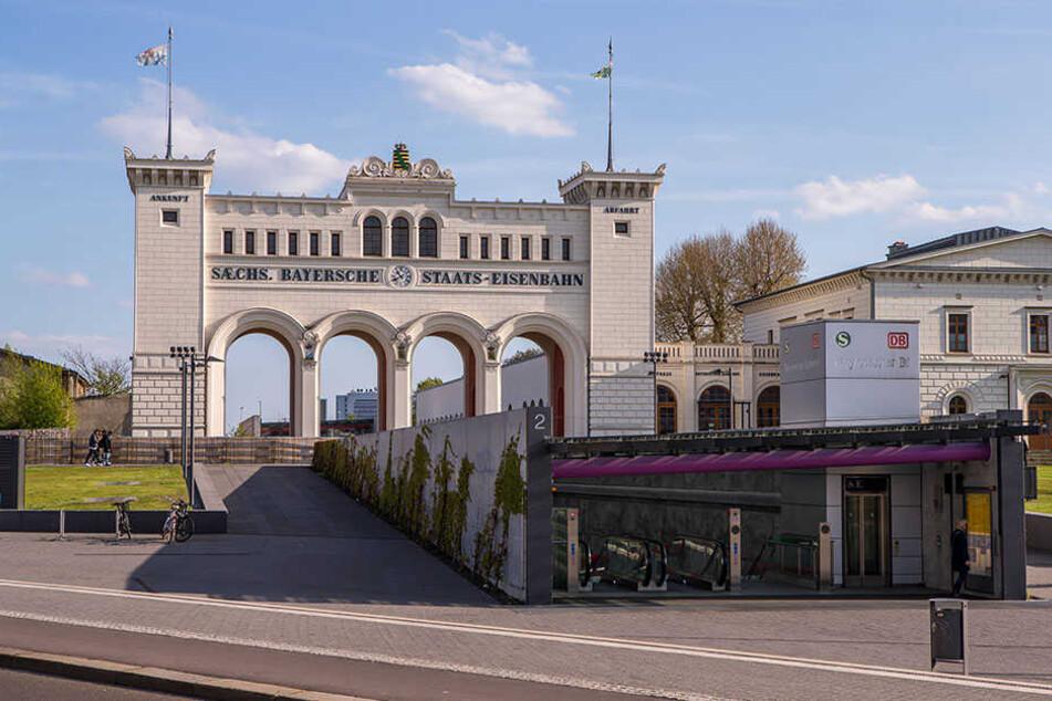 Hinter dem Bayerischen Bahnhof soll ein neues Wohnquartier entstehen.