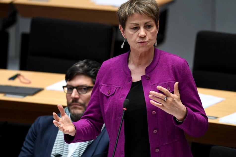 Senatorin Elke Breitenbach bedauere dies.