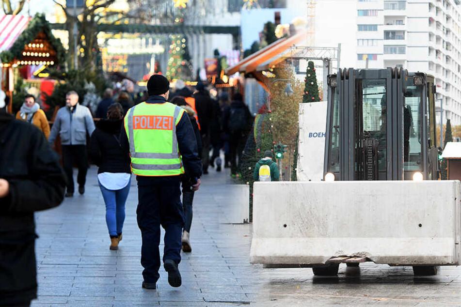 Sicherheit am Breitscheidplatz: So schützt Berlin den Weihnachtsmarkt vor Terror