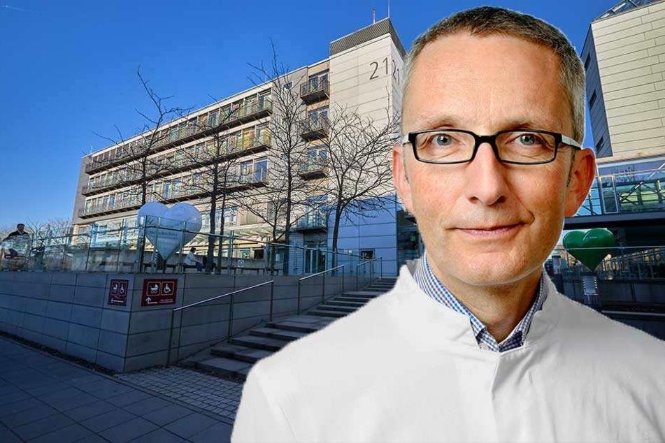 Dresdner Uniklinik braucht Geld für seltene Krankheiten