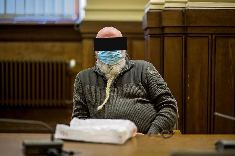 Muss für vier Jahre hinter Gitter: DRK-Fahrer Steffen H. (64) vergriff sich an den ihm anvertrauten Kindern und Jugendlichen.