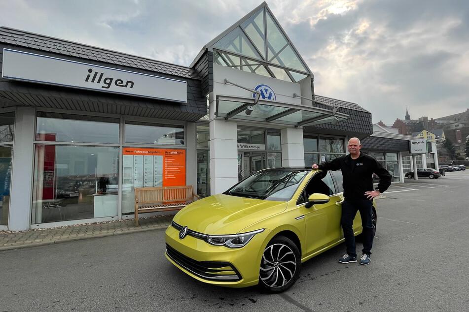 Autohaus in Stollberg verkauft hunderte VW, Audi und Skoda günstiger