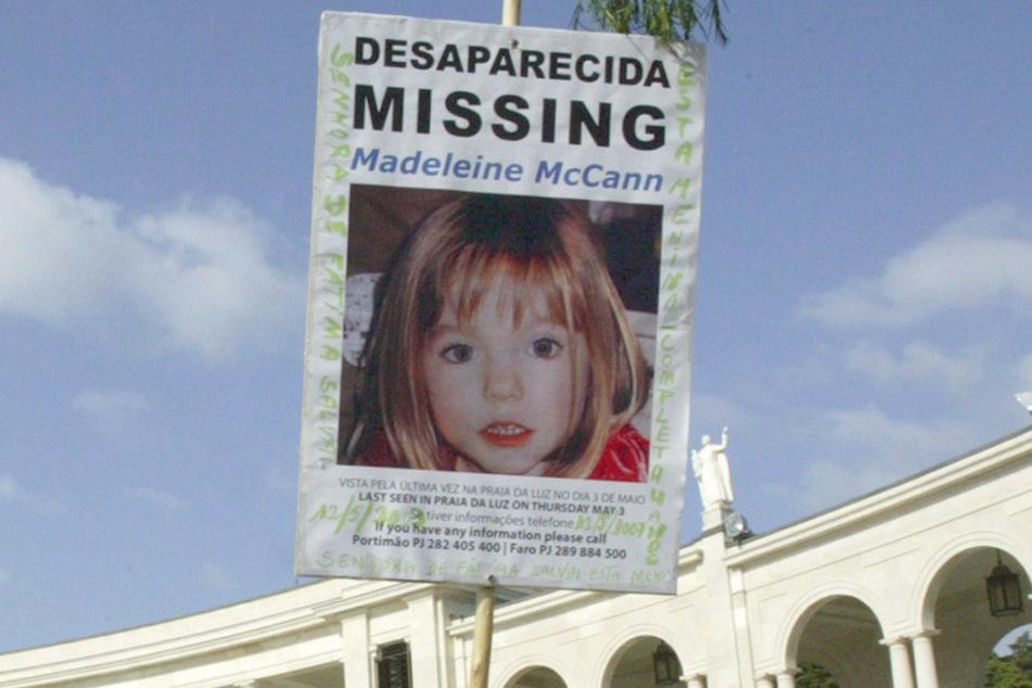 Die Suche nach Maddie McCann bewegt seit 13 Jahren die Welt.