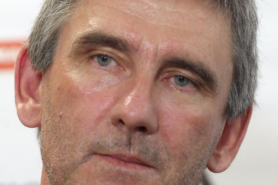 Christian Schwaiger, Trainer der DSV Herren.