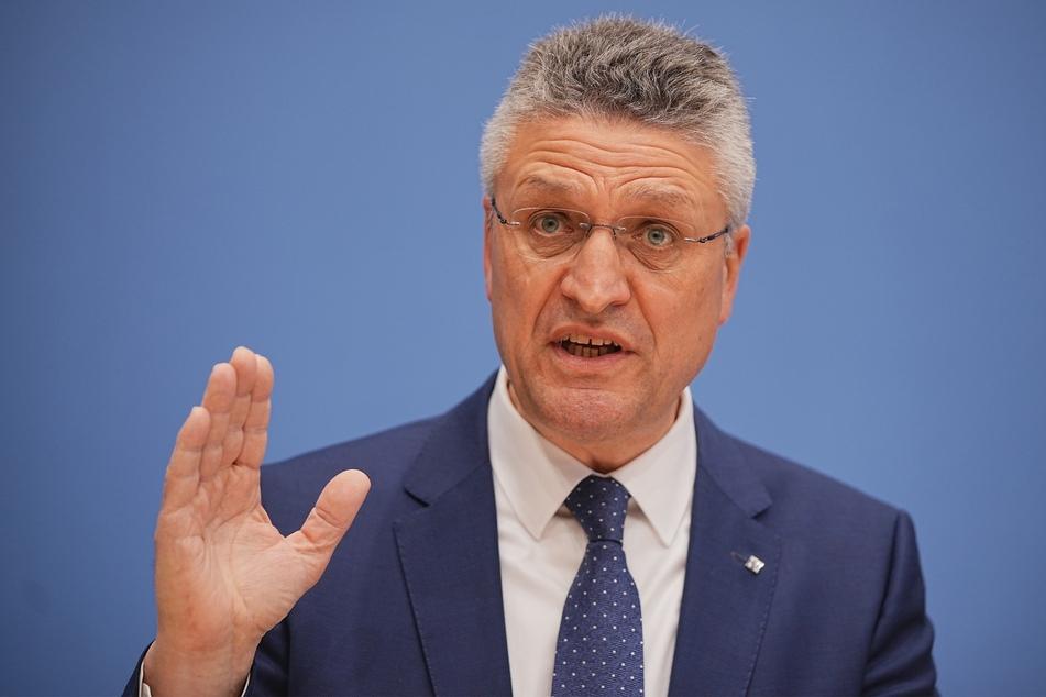 Lothar Wieler (60), Präsident des Robert Koch-Instituts (RKI).