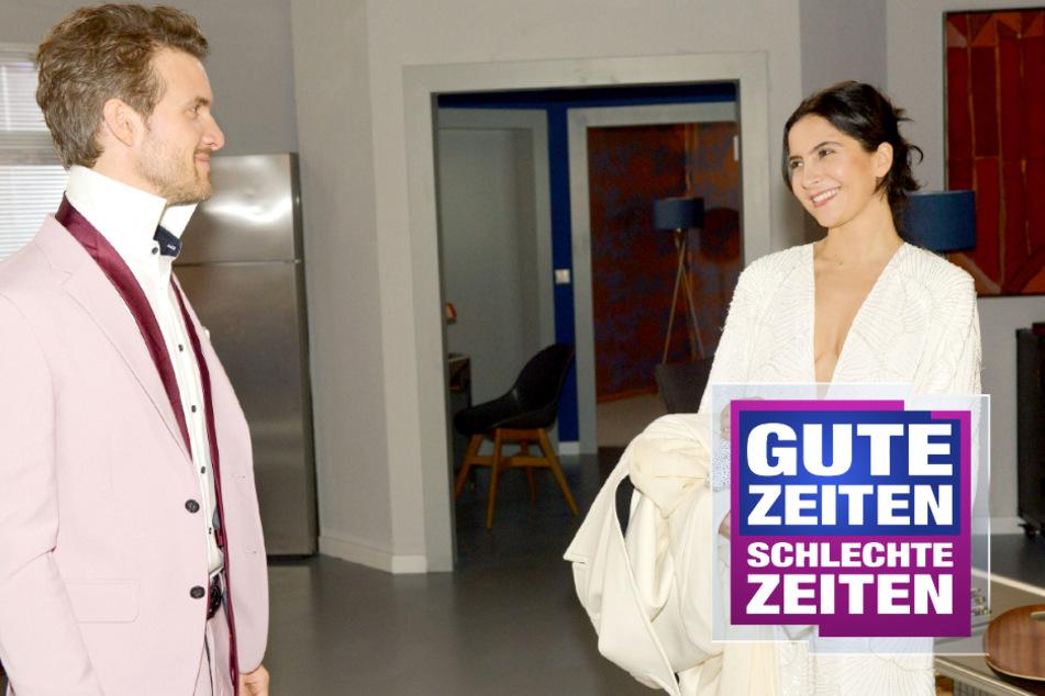 GZSZ: Happy End oder Liebesaus für dieses GZSZ-Paar?