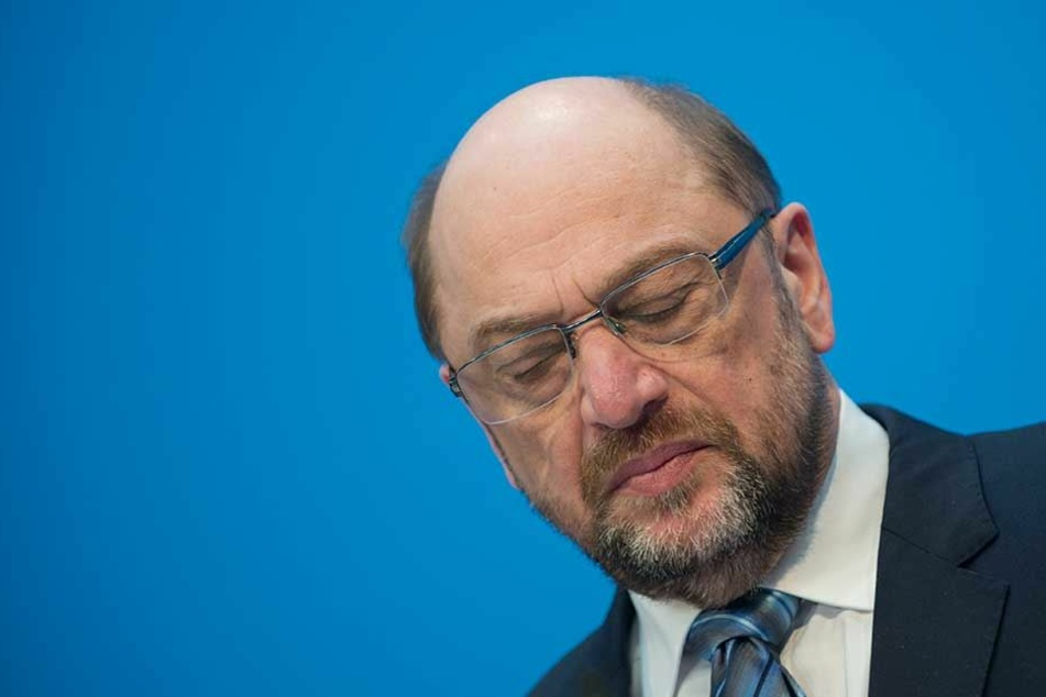 Martin Schulz erklärt sofortigen Rücktritt als SPD-Vorsitzender