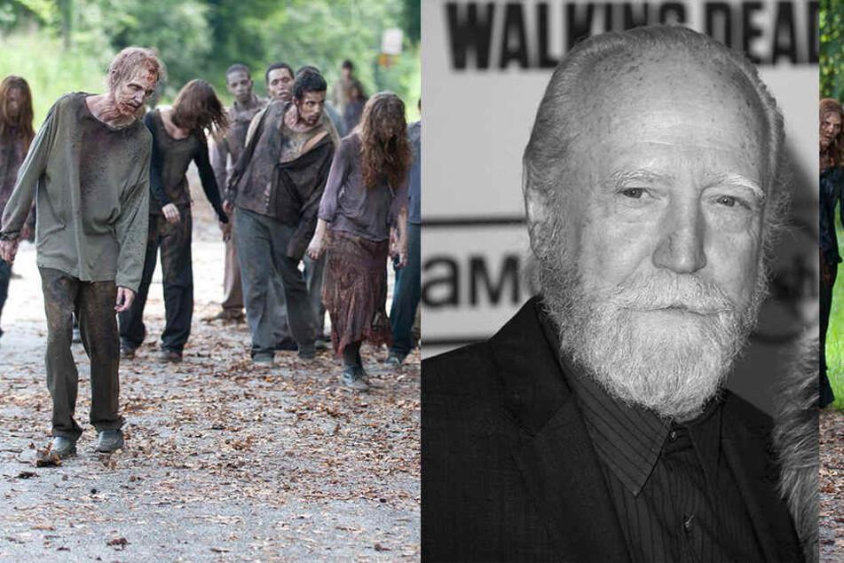"""Scott Wilson, bekannt aus """"The Walking Dead"""", ist im Alter von 76 Jahren verstorben."""