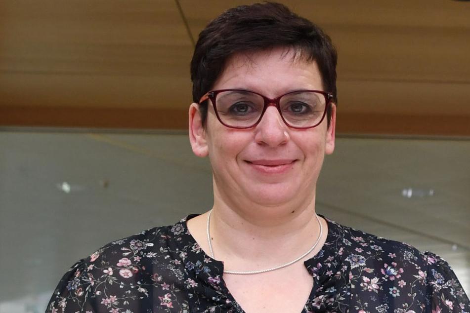 Saß früher für die AfD im Landtag, derzeit ist sie fraktionslos: Claudia Martin. (Archivbild)