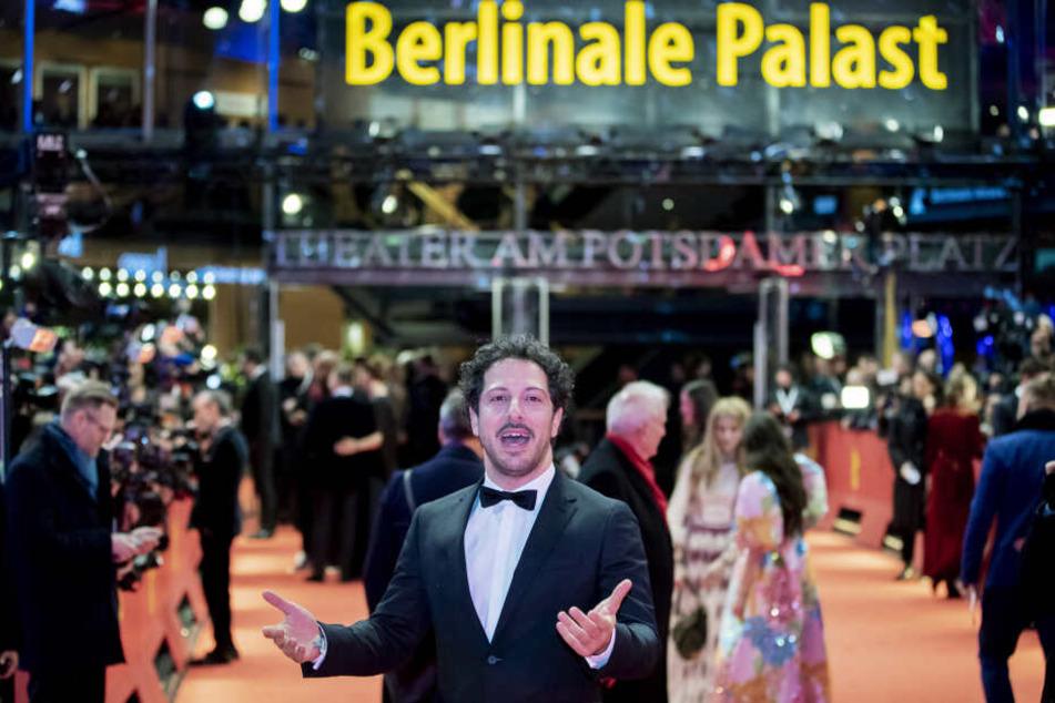 Mit einem Film feiert er am Donnerstag in Berlin im Rahmen der Berlinale Premiere. Doch der Film läuft ohne Namen. (Symbolbild)