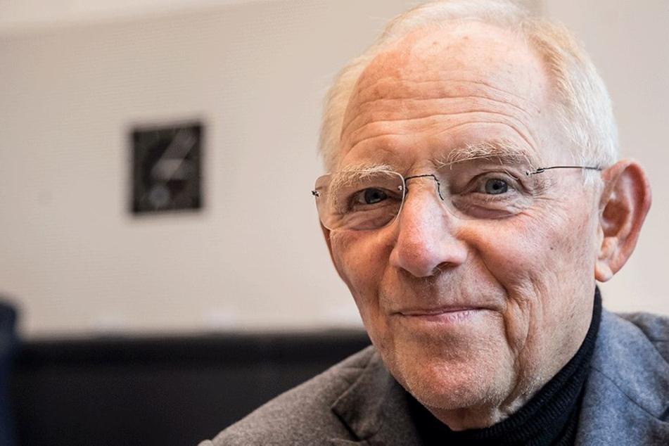 Wolfgang Schäuble feierte vor wenigen Tagen seinen 75. Geburtstag.