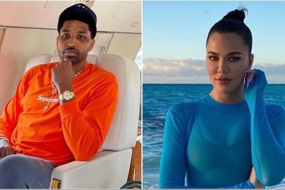 Is Tristan Thompson cyberstalking Khloé Kardashian in hopes of winning her back?