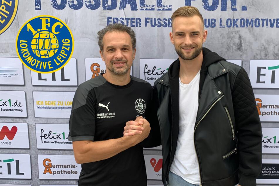 Weitere Verstärkung für Lok: Neuer Keeper und Stürmer wechseln nach Leipzig
