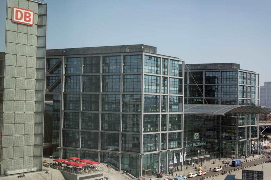 Der Berliner Hauptbahnhof wird während der geplanten Entschärfung nicht angefahren.