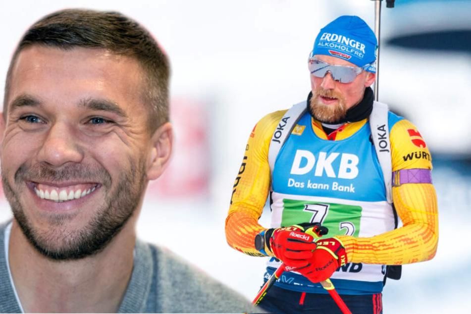 Leistung muss zählen: Erik Lesser will kein Biathlon-Podolski sein