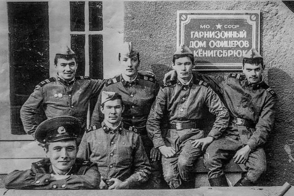 Von 1945 bis 1992 waren russische Truppen in Königsbrück stationiert.