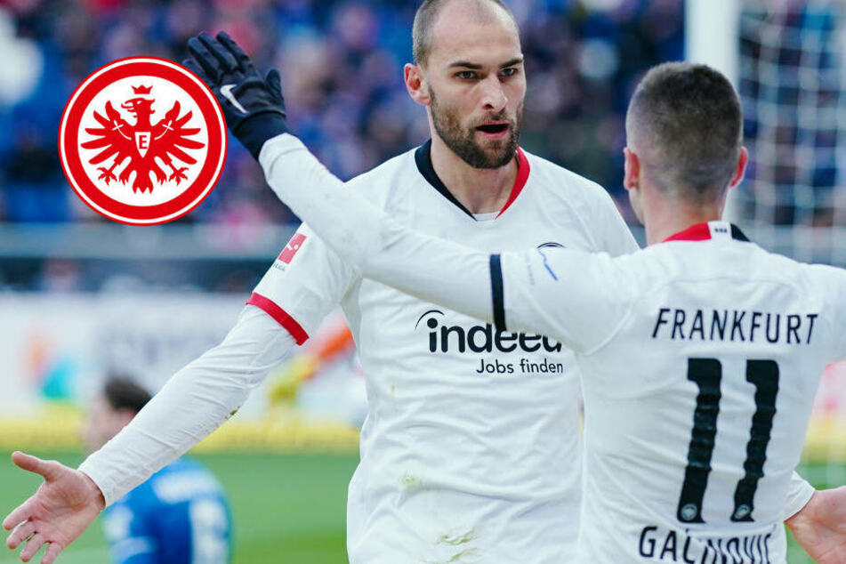 Eintracht mit großen Personal-Sorgen vor Match gegen RB Salzburg