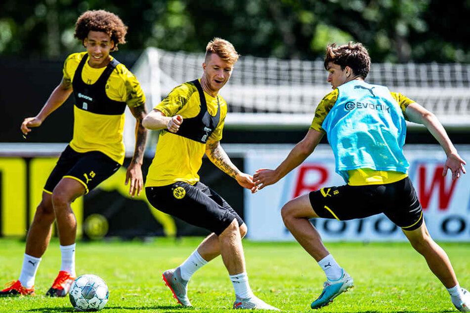 In Bad Ragaz schwitzen die BVB-Profis aktuell für den Saisonauftakt. Bislang läuft es wie geschmiert für Schwarz-Gelb.