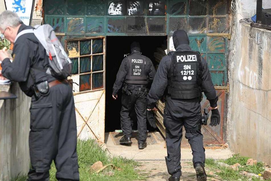 Mehr Durchsuchungen, mehr Straftaten aufgeklärt: Die Zwickauer Polizei legte eine positive Jahresbilanz vor.
