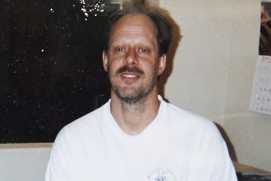 Stephen Paddock erschoss 58 Menschen und sich selbst.