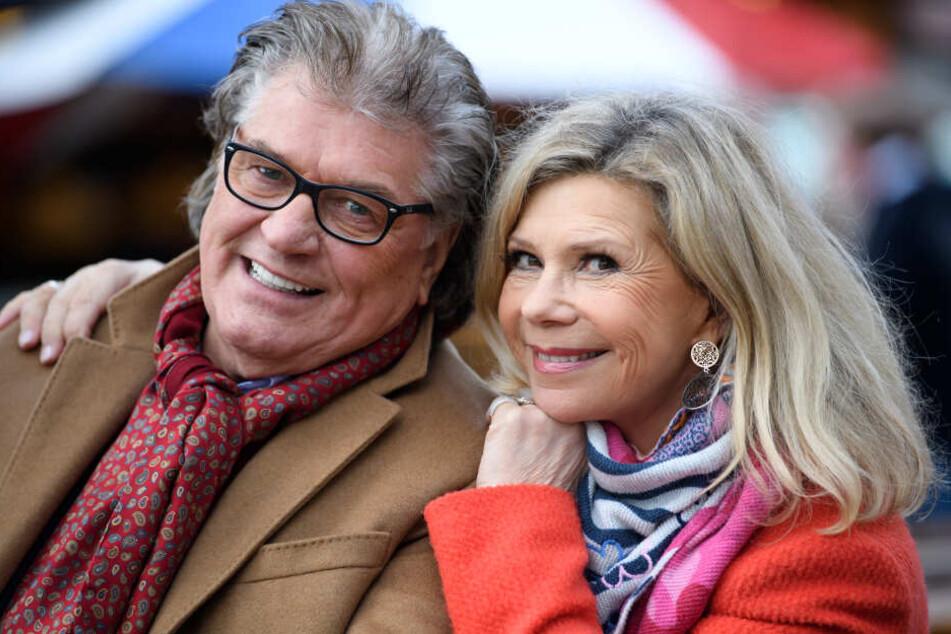 Marianne und Michael Hartl, Gesangsduo der Volksmusik, sind seit über 45 Jahren zusammen.