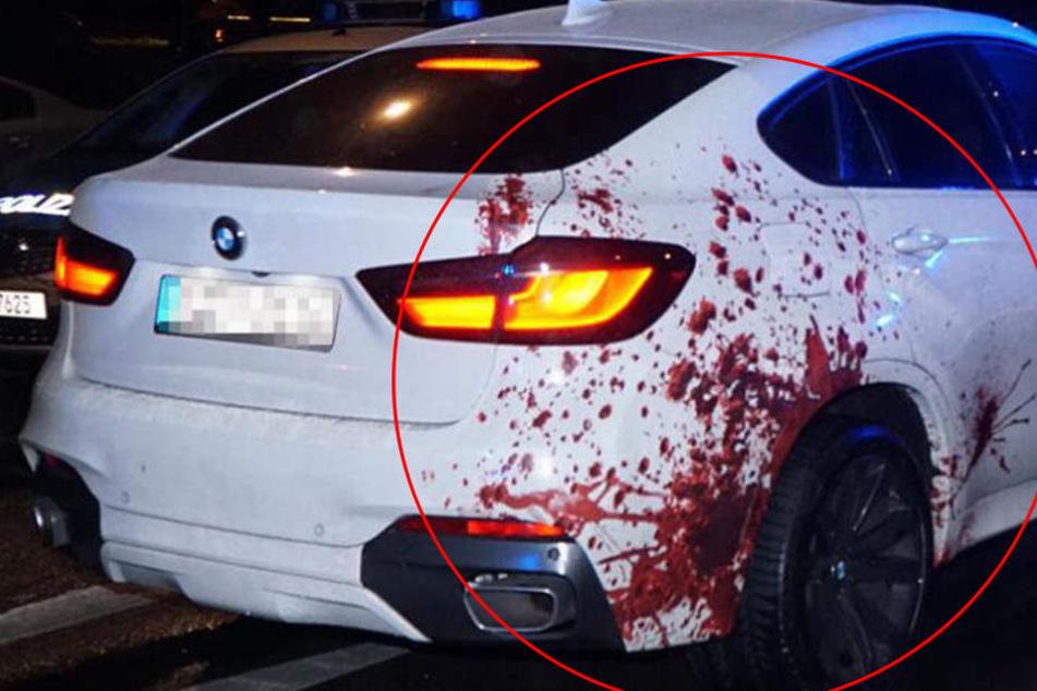 Das Blut-Auto von Berlin: Was droht jetzt dem Fahrer?