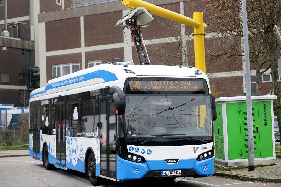 Busse mit alternativen Antrieben auf der Überholspur