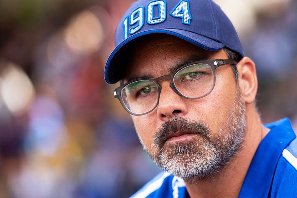 Neu-Coach David Wagner hat noch kein Ziel ausgegeben. Doch das anspruchsvolle Schalker Umfeld erwartet nach der schwachen Vorsaison eine deutliche Verbesserung.