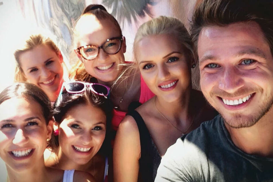 So viele hübsche Mädels. Doch ist Sebastian Pannek (30) überhaupt bereit für eine neue Liebe?