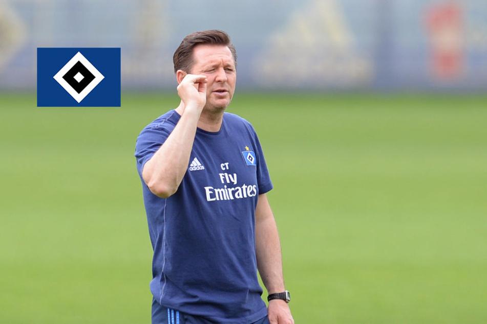 Darauf setzt HSV-Trainer Christian Titz im Trainingscamp