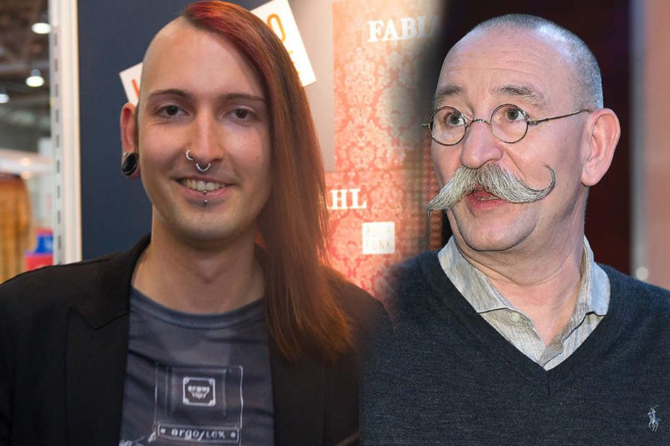 Kunstschätze und manchmal Ramsch sind hier herzlich willkommen: Bei Fabian Kahl (li.) und Horst Lichter im ZDF.