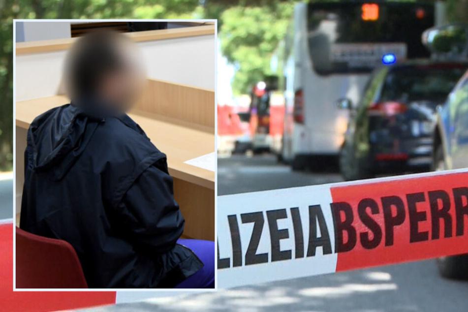 Busattentat in Lübeck: Gericht spricht Angeklagten frei!
