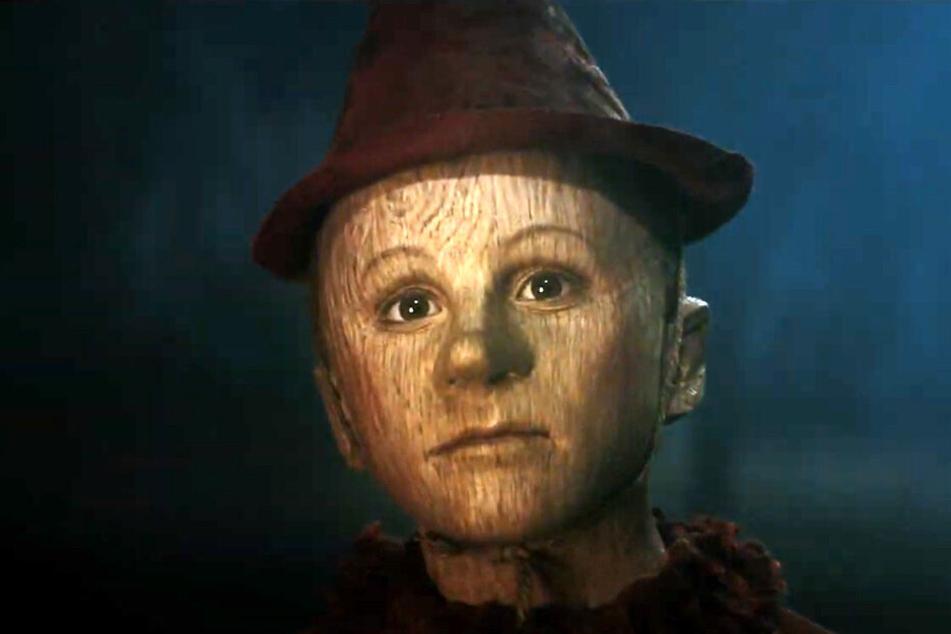 Authentisch oder gruselig? So wird Pinocchio in der italienischen Realverfilmung aussehen.