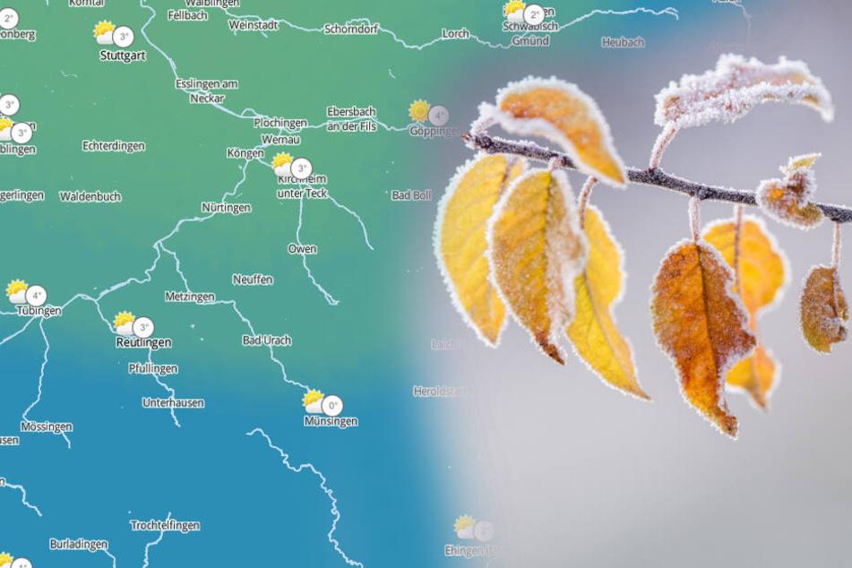 Zieht Euch warm an: Dieses Wetter kommt jetzt auf uns zu!