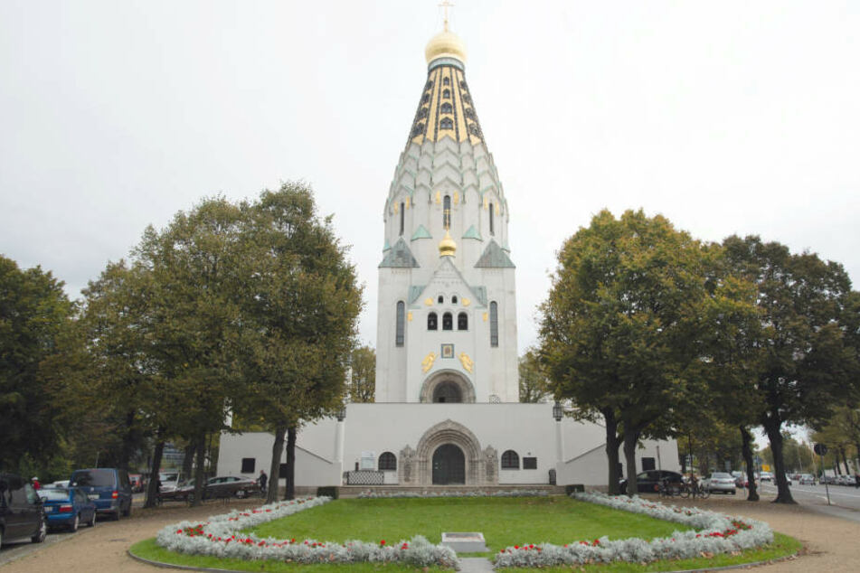 Drei Jahre dauerte die Restaurierung der Ikonenwand in der russischen Gedächtniskirche Sankt Alexis.