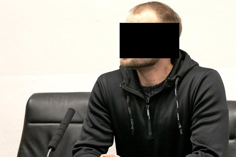 Eric H. (30) beging im Suff zahlreiche Straftaten.