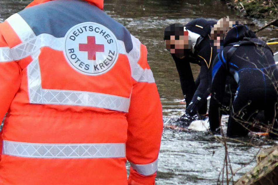 Tödlicher Badeunfall: Mann ertrinkt in eiskaltem Wasser