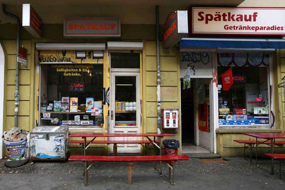 Für viele Berliner häufig die letzte Rettung: Der Späti. Doch wie lange bleibt die Berliner Tradition noch aufrecht erhalten? (Symbolbild)