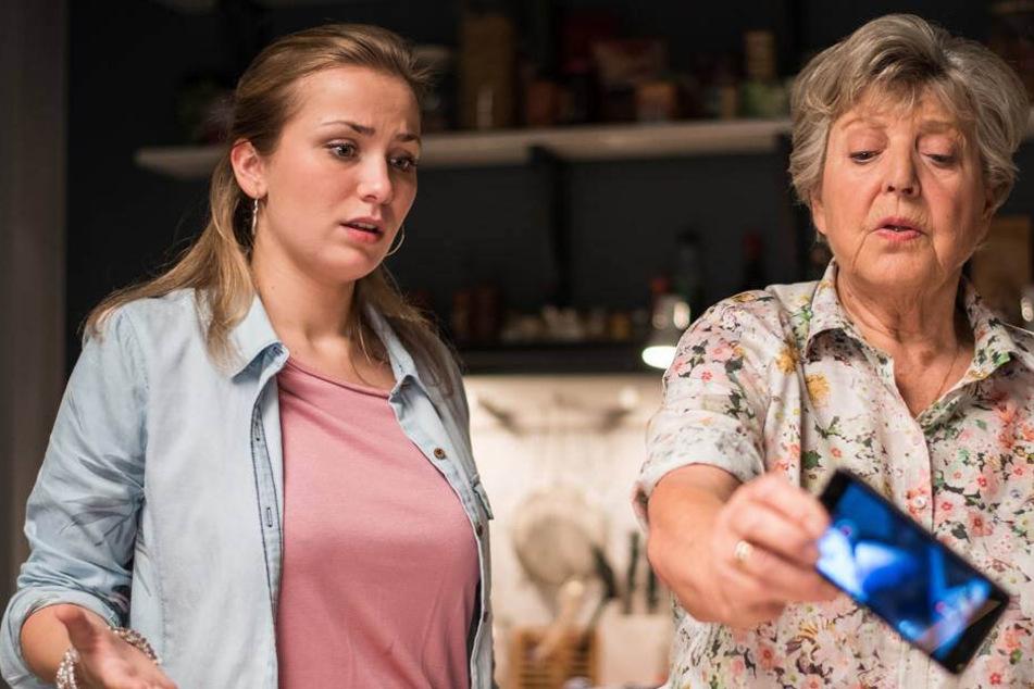Mutter Beimer war nach ihrem Influencer-Auftritt für Lea wütend und PFEFFERTE ihr Handy in die Suppe...