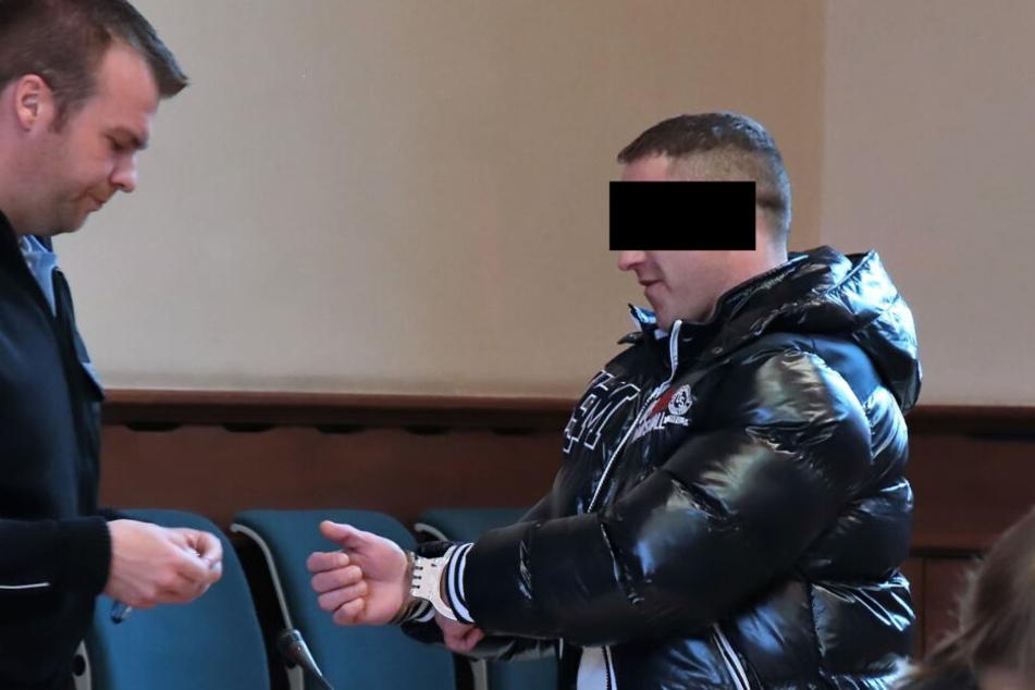 Entführer aus Erfurt muss lange hinter Gitter
